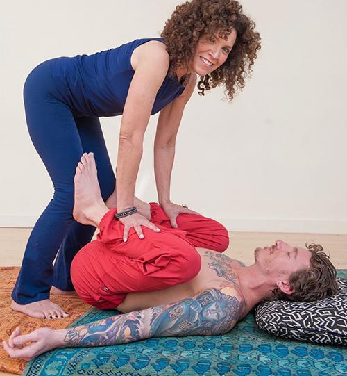 Restorative Yoga with Phoebe Diftler
